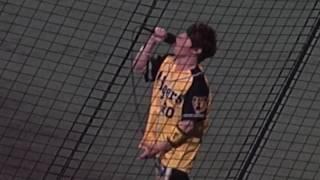 西川貴教「六甲おろし」阪神甲子園球場20160726.