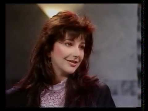 Kate Bush Whistle Test Cloud Busting and interview 1985