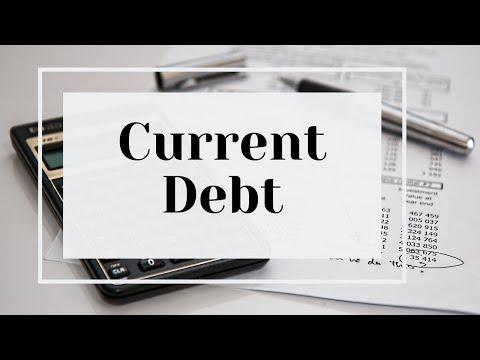 August Debt Review | Current Debt | Debt Plan