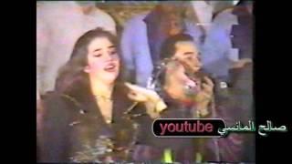 الفنان علي حميدة يغني ورانيا شوقي ترقص ــ  من حفل سلامة أحمد عدوية