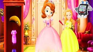Disney Junior Play App Deutsch| Sofias Festtagskleider und Doc Mc Stuffins räumt auf