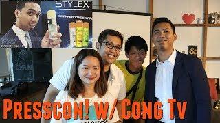 CONG TV Tuloy na sa pagiging model ng STYLEX!