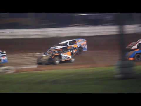 3/5 Jeff Spacek Modified Feature ABC Raceway 6-18-16