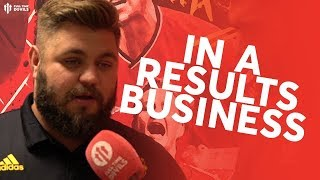 WHY UNITED AREN'T CREATING CHANCES... Explained By Stephen Howson | Partizan 0-1 Man United