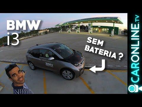 BMW i3 sem BATERIA não é PROBLEMA! [Review Portugal]