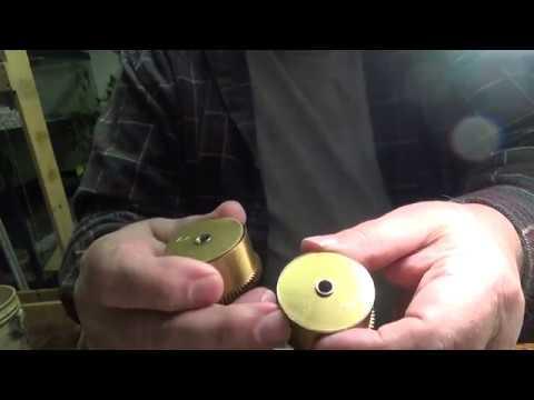 Replacing Mainsprings In Clock Spring Barrels
