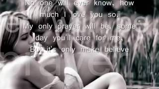 Bouke - It's Only Make Believe (with lyric)