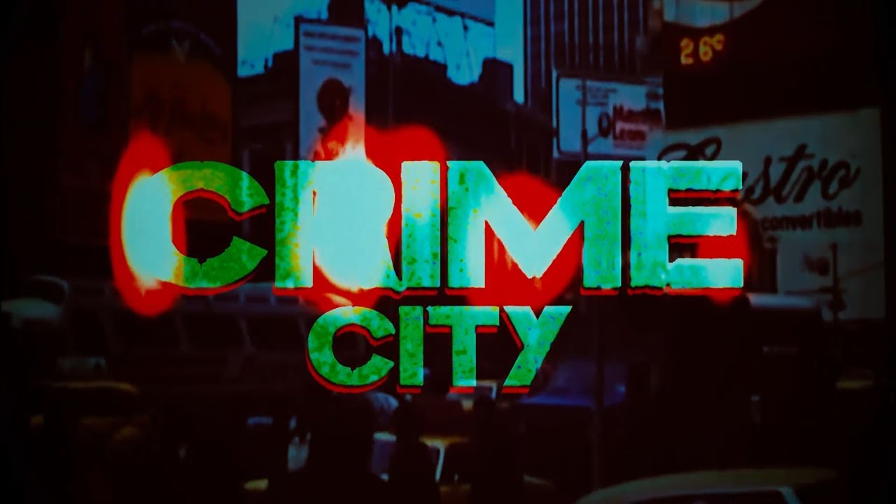 CRIME CITY (2021) - GRINDHOUSE Award-Winning Short Film (NSFW) | Dir. Mykee Morettini