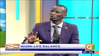 Power Breakfast: Motivation Monday with Welly Odendo