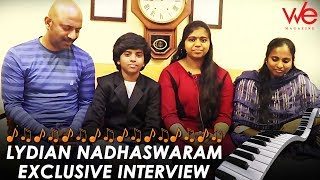 Lydian Nadhaswaram to act in big budget movie? His family opens up | Exclusive Interview