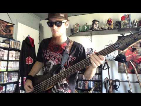 Shinedown - Cut the Cord - Bass cover