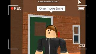 One last time roblox music video