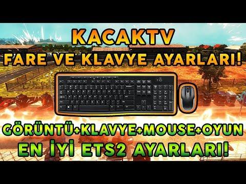 KACAKTV MOUSE(FARE) AYARLARI | EN İYİ AYARLAR | ETS 2