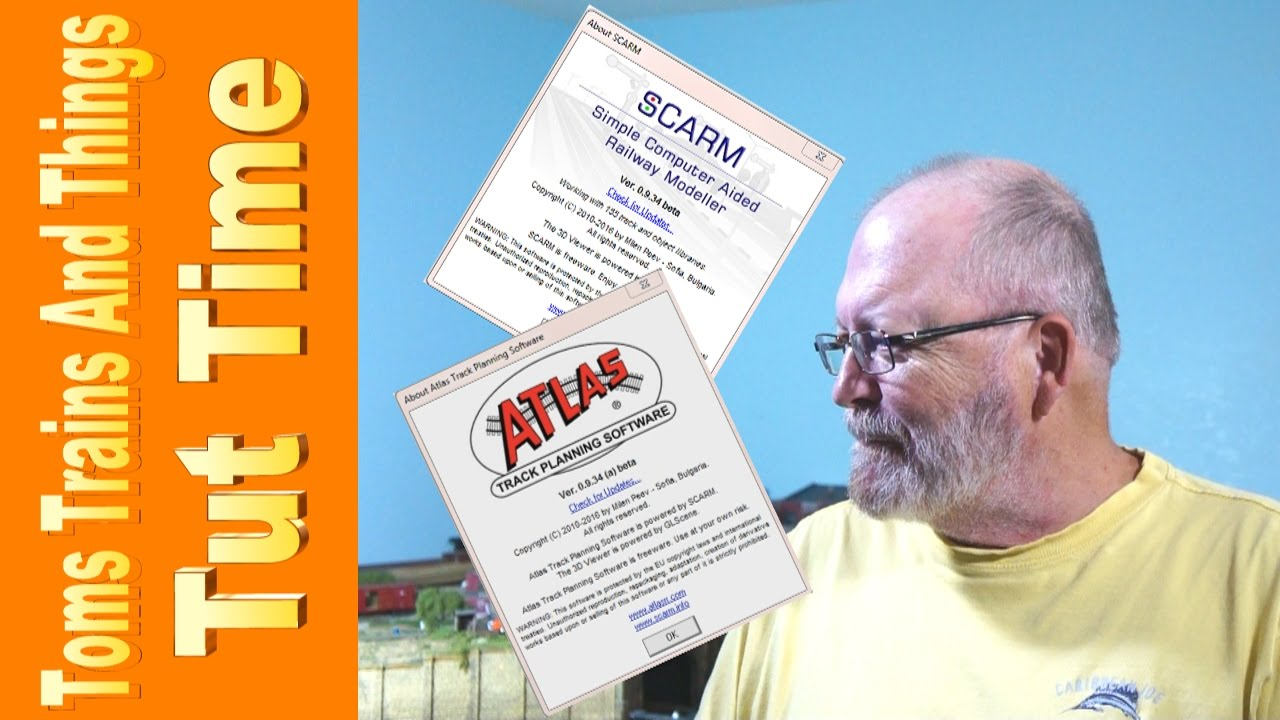 Quick Tutorial Atlas Track Planning Software Youtube