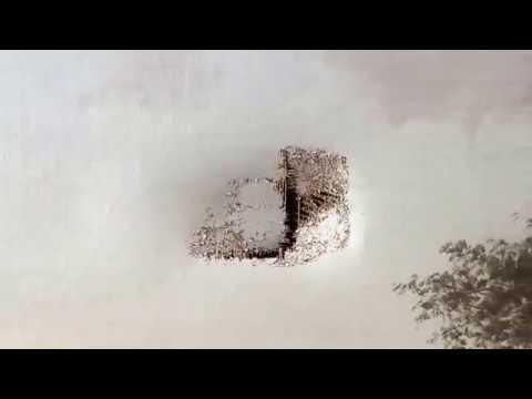Reparation Af Flaenge Landskab Med Hjorte Youtube