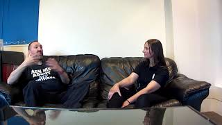 Interview with Peter Jones at the UK Martial Arts Show 2019