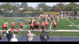 11 yr old INWOOD BUCCANEER highlight tape