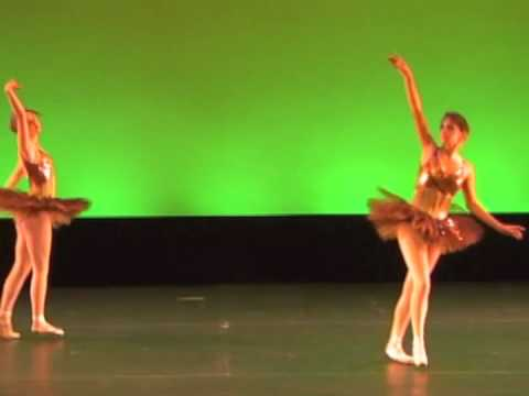 Saratoga School of Dance 2009 -- Sarah Stansbury & Somah