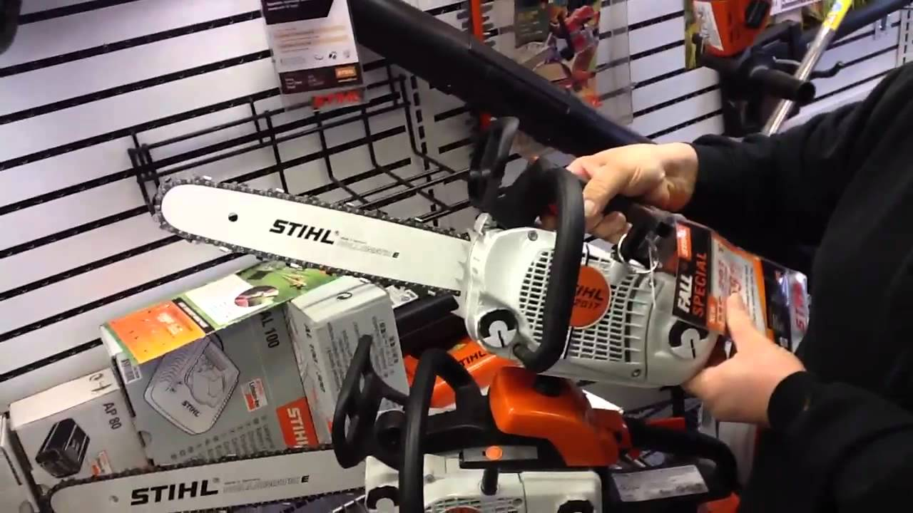 stihl ms 192 t c e chainsaw and ms 201 t chainsaw toronto ontario youtube. Black Bedroom Furniture Sets. Home Design Ideas