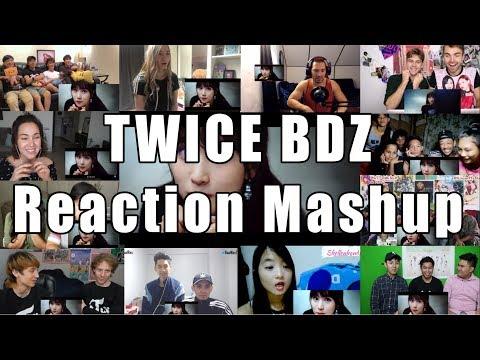 """TWICE「BDZ」Music Video """"Reaction Mashup"""""""