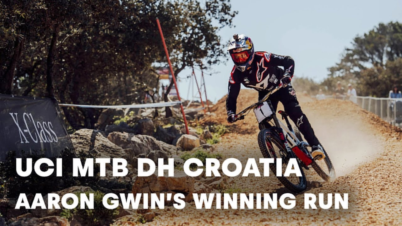 ae24f79aaa2 Downhill Racing is Back: Aaron Gwin and Myriam Nicole win first UCI World  Cup | Teton Gravity Research