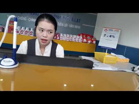 cách nhận tiền vay trả góp tại bưu điện ngân hàng Quân Đội MB Bank, FE credit, OCB, TP Bank