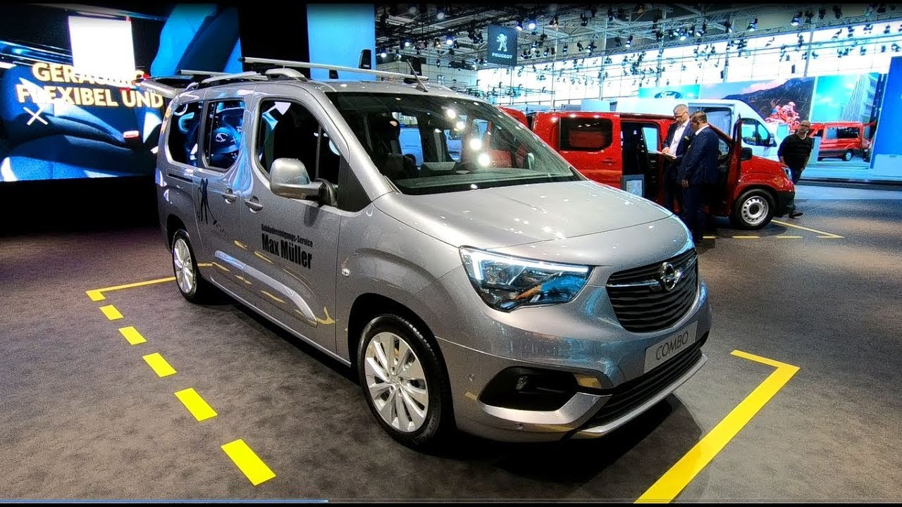 Opel Combo Life Xl Edition All New Model Van Of The Year 2019