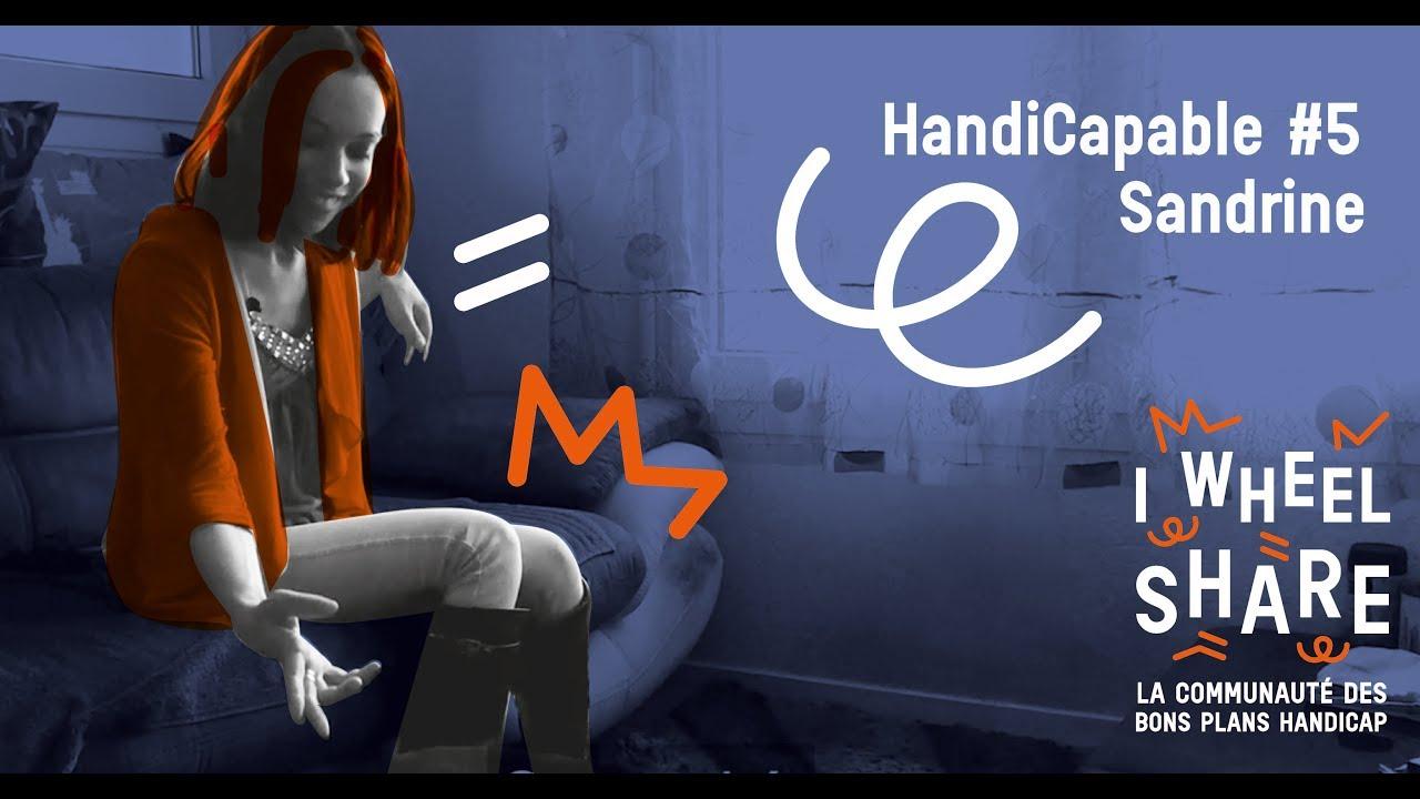 Handicapable n°5 : Sandrine Ciron, mannequin fauteuil