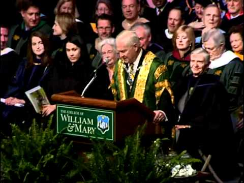 Charter Day 2012: Gates '65 keynote remarks (complete)