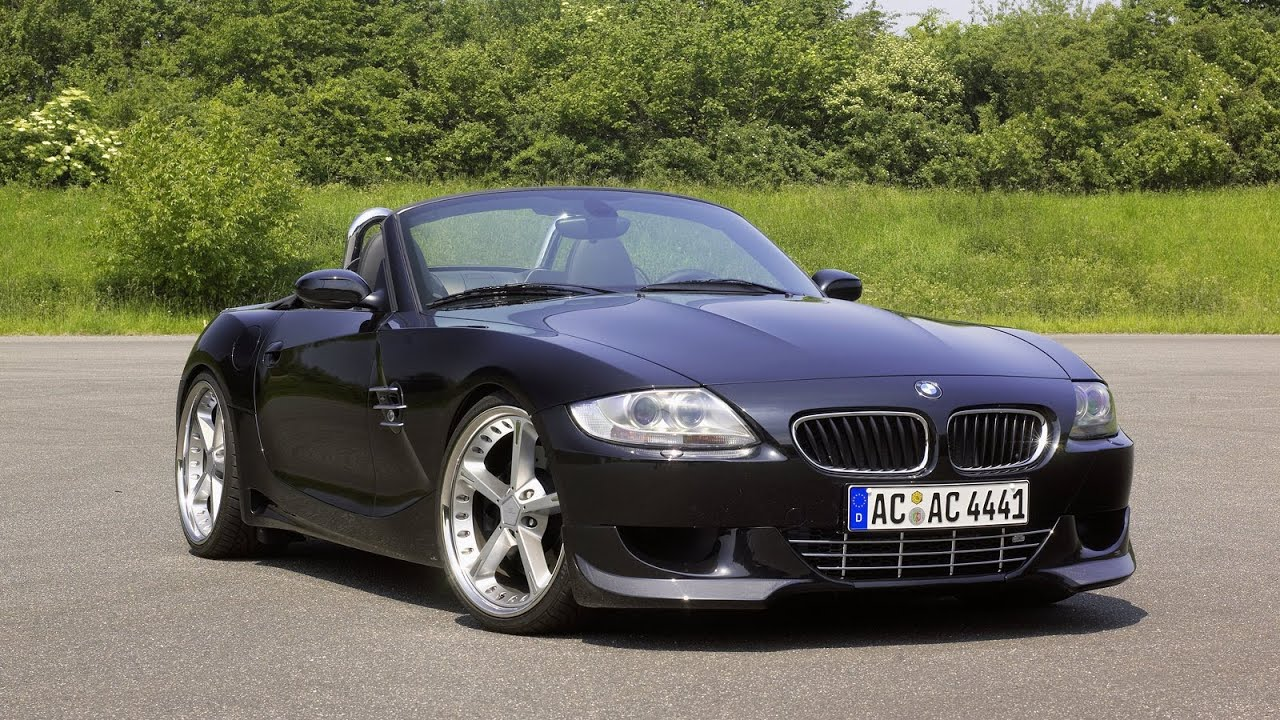 Ac Schnitzer Acs4 Z4 M Roadster 2007 Youtube