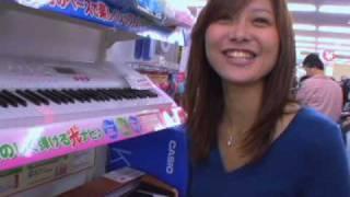 久々にピアノを弾いちゃいました!