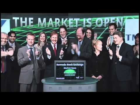 Bermuda Stock Exchange (BSX) opens Toronto Stock Exchange, December 21, 2011.