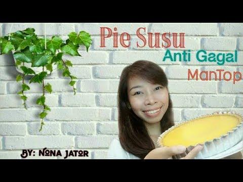 Resep pie susu enak dan lembut anti gagal || Kue Lontar khas Papua - Nona Jator - YouTube