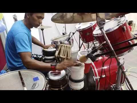 Seting kendang paralon ¤ konser ultah komunitas jolo pati di johor