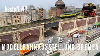 Gambar cover ModellBAHN Bremen 2014 Modellbahnausstellung - Best of 15 Anlagen - Layouts