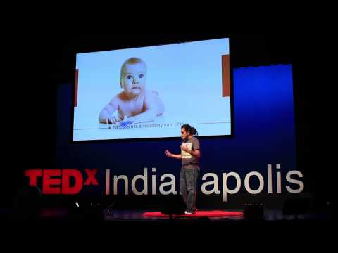 The don't give a f#$@ generation: Javier Barrera at TEDxIndianapolis