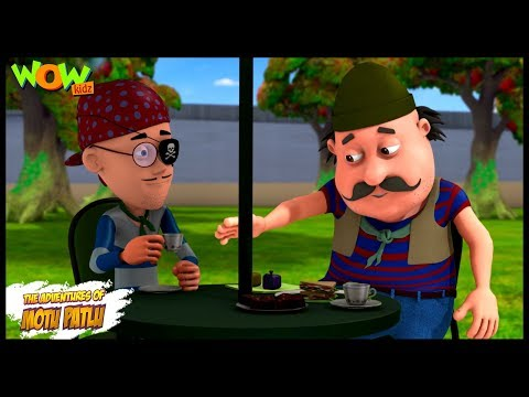 Cartoons  Kids  New Episodes Of Motu Patlu  Hero Don  Wow Kidz