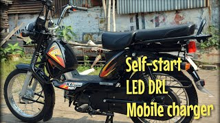TVS XL100 Heavy Duty Moped - 4 New Features|| Full Review|| Price|| Mileage || Auto Smart