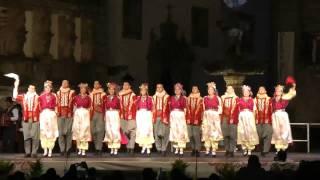 Turkish traditional folk dance: Gaziantep