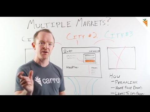Wholesaling in Multiple Markets? Here's What Your Website Strategy Should Be