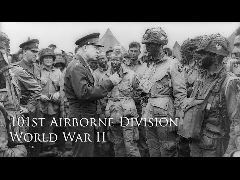 The 101st Airborne Division in WWII Narrated by D.B. Sweeney