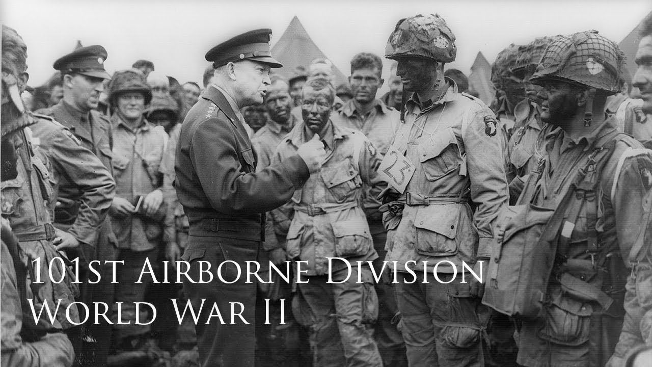 The 101st Airborne Division in WWII (Narrated by D B  Sweeney)