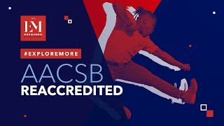 EM Normandie is reaccredited by AACSB for 5 years
