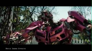 Transformers Pink Robot Sound Effects Re-Done