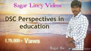 DSC PERSPECTIVE IN EDUCATION
