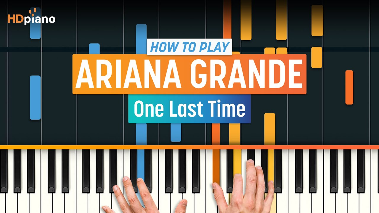 how to play time after time on piano