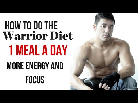 Warrior Diet explained Intermittent Fasting
