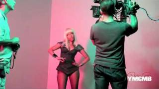 Trey Songz Ft. Nicki Minaj-Bottoms Up (Behind The Scenes)