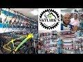 Skylark's Bike Shop Visit
