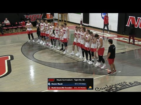 NGU Men's Volleyball 2018 - North Greenville vs. Queens